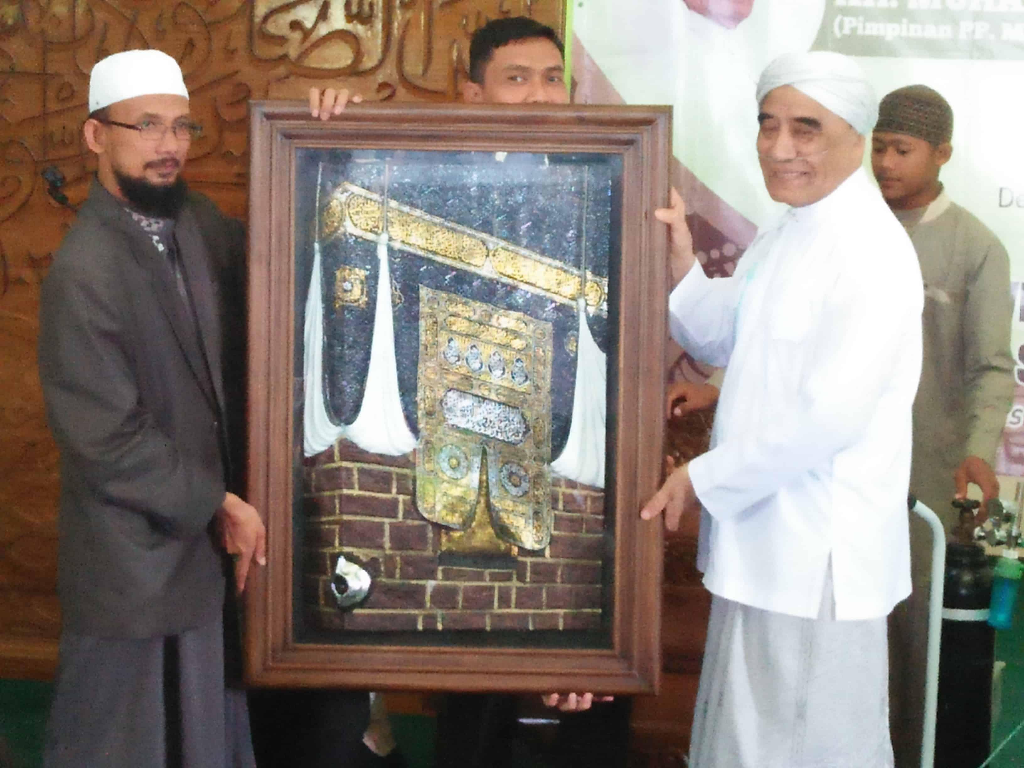 Profil Kyai KH Muhammad Ma'Shum : Kemarin Untuk Muhasabah, Hari Esok Untuk Perbaikan