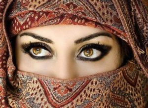 tatapan mata dan kepribadian