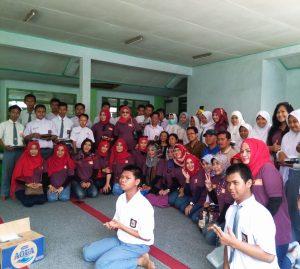 Club Sosialita Malang Peduli Anak ABK