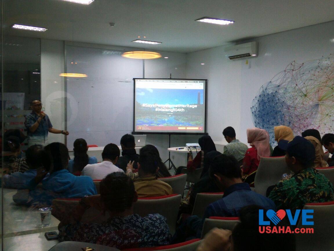Save Malang Heritage di HUT Kota Malang ke -104