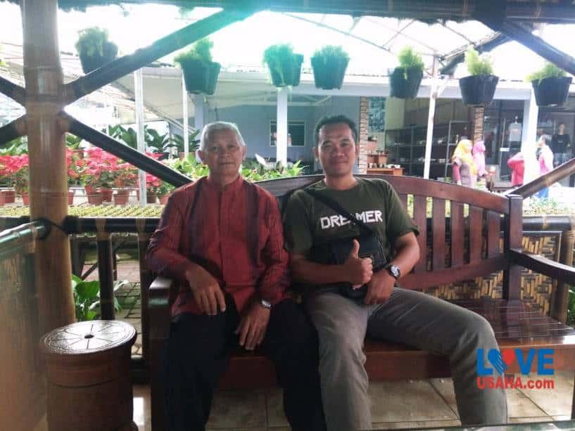 Rustamaji : Selalu Bersyukur dan Pantang Mundur