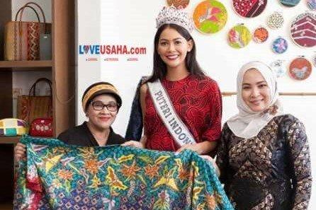 AntiQue Batik Melestarikan Budaya Bangsa