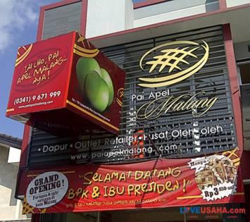 Pai Apel Malang Lahir dari Jiwa Entrepreneurship