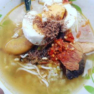Soto Daging Markeso