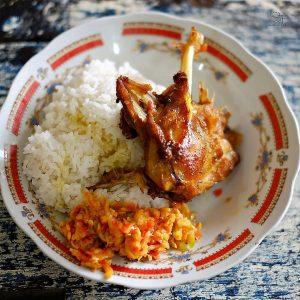 nasi bebek sayang anak cak yudi