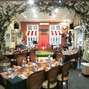 restorant pesta kebun