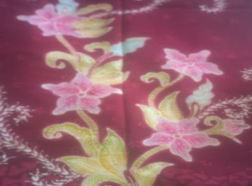 batik tulis kinosima