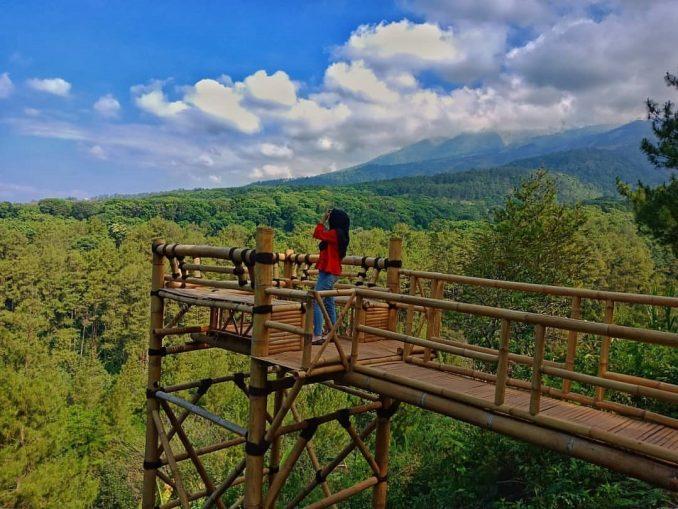 wisata negeri bambu