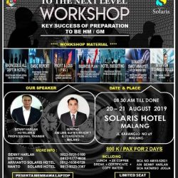 workshop hmgm malang
